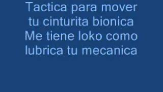 Don Omar (Blue Zone) Lyrics