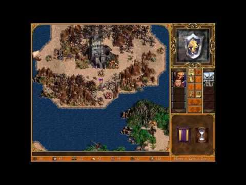 Heroes of Might & Magic 3, Scenario; Thousand Islands