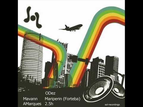 Mavann - Mariperin (Forteba Remix)