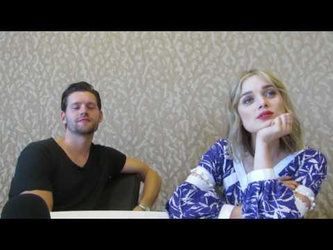 SDCC 2016: Man in the High Castle Luke Kleintank and Bella Heathcote Talk Season 2