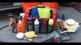 KEEPING YOUR CAR CLEAN!!!
