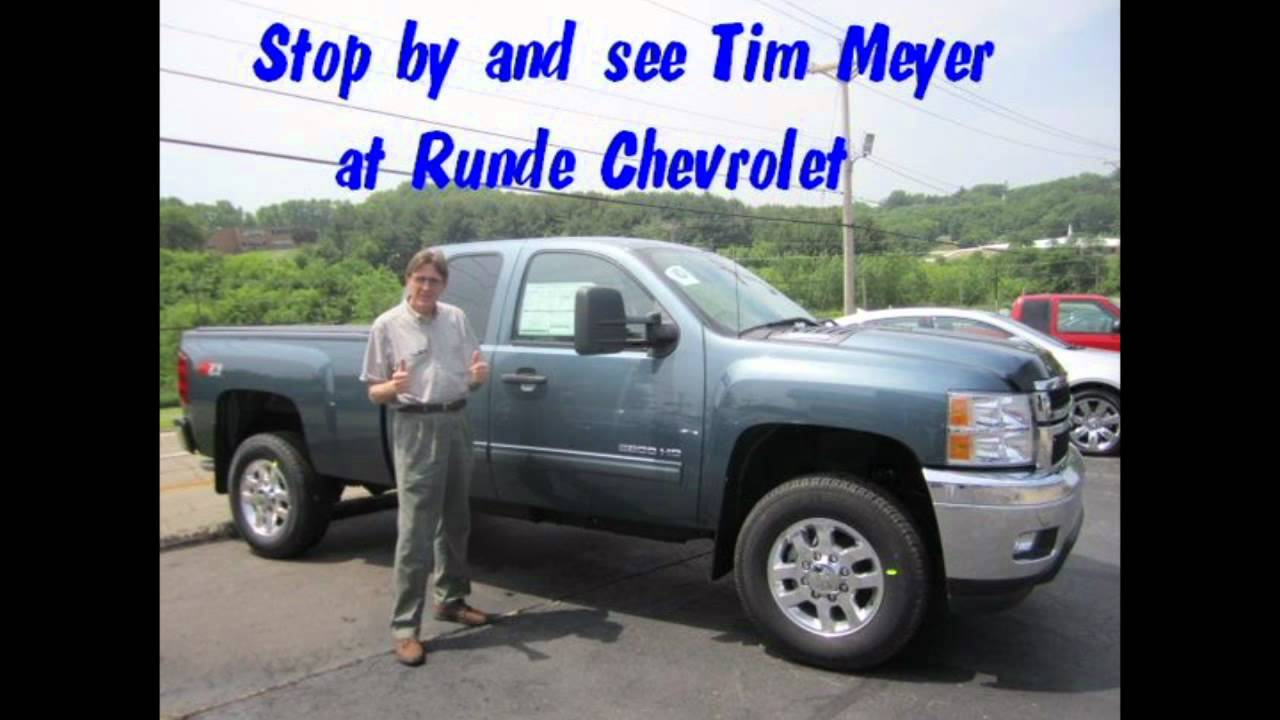 Tim Meyer Runde Chevrolet Sales Professional Youtube
