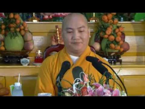 Vi Sao Toi An Chay 1/2 - DD Thich Phuoc Tien