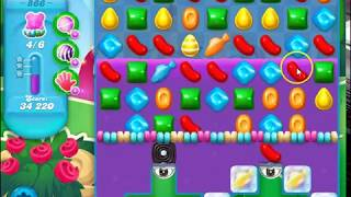 Candy Crush Soda Saga Level 866