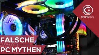 Drei GAMING PC MYTHEN, die GELOGEN SIND ?! |  Lohnt sich ein Gaming PC zur Zeit? #KreativeFragen 40