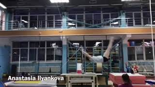 Last training clips of 2018 - Russian Gymnastics Team