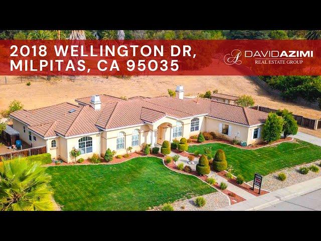 For Sale! 2018 Wellington Dr, Milpitas, CA 95035 | David Azimi
