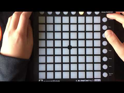Kirby Dubstep Remix Launchpad Cover