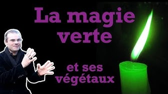 Connaissez vous la magie verte, et le pouvoir des plantes ?