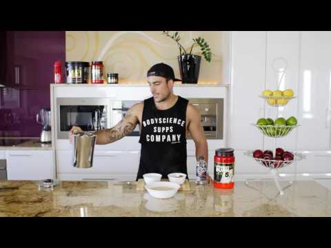 BSc ATHLETIC DIVISION - BEN SEYMOUR - HYDROXYBURN LEAN 5 - PROTEIN OATS