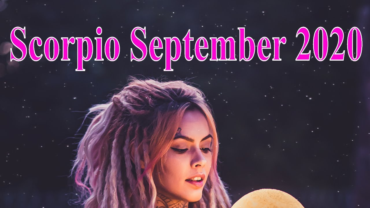 Scorpio September 2020 ~  Understanding Between & Beyond the Lines. ~ Master Intuitive Tarot Rea