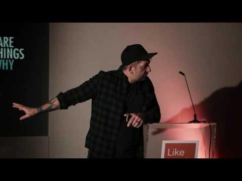 Keynote: Rich Mulholland, Like Minds Bristol 2016