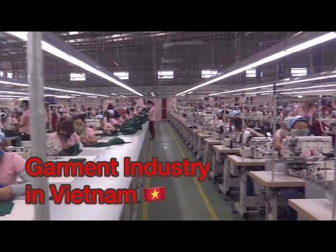 Garment Industry in Vietnam 🇻🇳