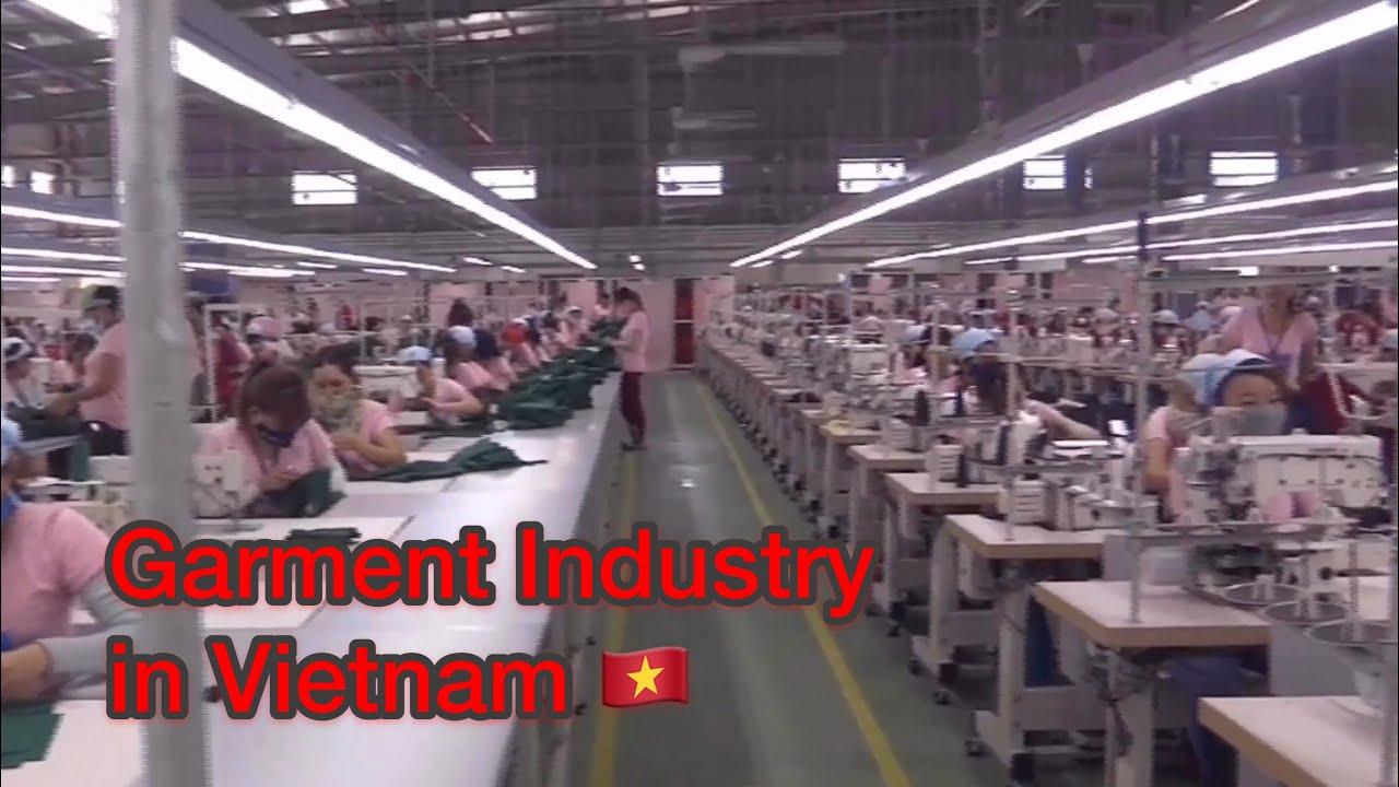 Download Garment Industry in Vietnam 🇻🇳