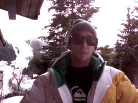 Interview de Candide Thovex - Freeride World Tour Champion
