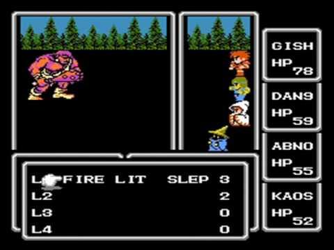 Final Fantasy Video Walkthrough Part 4 - Matoya's Cave