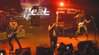 """H.E.A.T. """"Mannequin Show"""" live in Athens 2019 (4k)"""