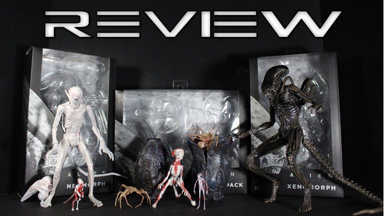 Alien Covenant Creature Action Figure Accessory Pack NECA