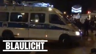 Deutschland gegen Niederlande - Sicherheits-Durchsage der Polizei