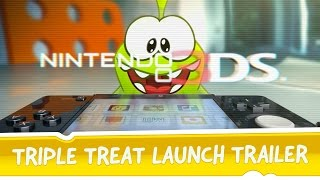 NEW! Cut the Rope: Triple Treat Launch Trailer