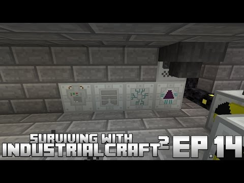 Surviving With IndustrialCraft 2 :: Ep.14 - Duplicating Iridium