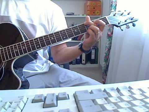 Durch die Nacht - Silbermond (Guitar Cover)