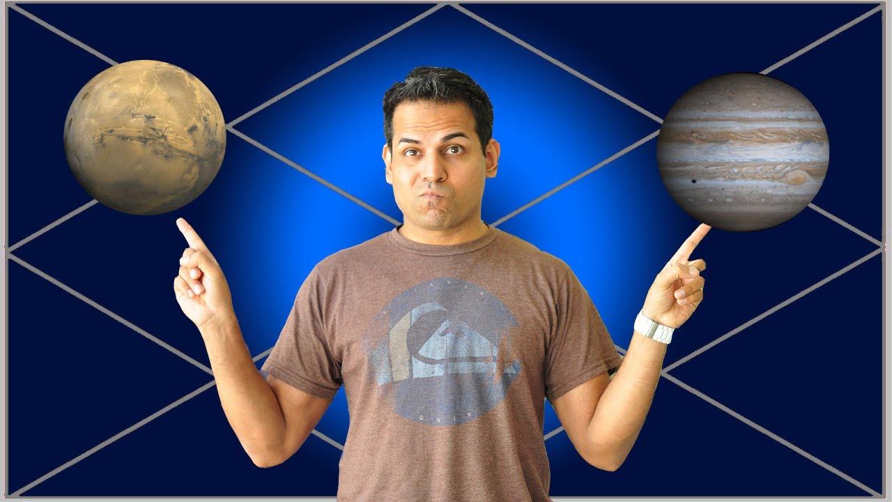Mars vs jupiter as husband in a females chart vedic astrology jupiter as husband in a females chart vedic astrology youtube nvjuhfo Choice Image