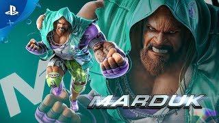 Tekken 7 - Season Pass 2 Reveal: Craig Marduk | PS4