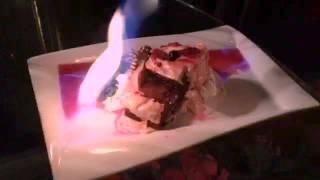 燃え朽ち果て崩壊する甘美な棺~ガトーショコラとバニラアイス