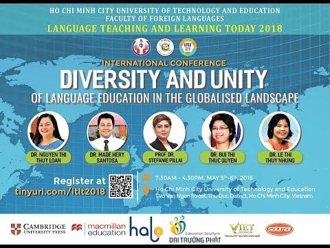 LTLT 2018 Ho Chi Minh University of Technology and Education