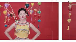 """VOTE FOR """"HOA DANG SAC VIET"""" TO BE THE NATIONAL COSTUME FOR VIETNAM AT MISS UNIVERSE 2018"""