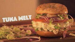 Quick Epic Tuna Melt - Midnight Munchies