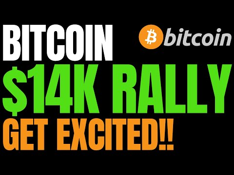 EXPECT AN EXPLOSIVE BITCOIN RALLY TO $14,000 IF BTC CLOSES ABOVE $10.5K | Cryptocurrency News