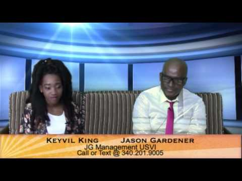 JG Management USVI Jason Gardener & Keyvil King 9.2.15