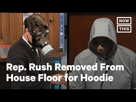 Black Congressman Removed From House Floor For Hoodie | NowThis