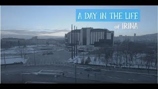 A Day in the Life of Irina in Bulgaria