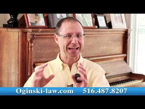 Closing Arguments in a Sled Accident Case-2- Nassau County; NY Attorney Gerry Oginski Explains