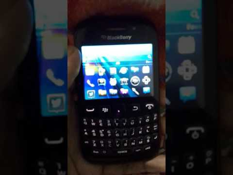 How to use WhatsApp on Blackberry mobile    100 % work    solution.