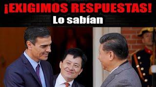 China, la O.M.$ y el Gobierno lo sabían | Marcel García