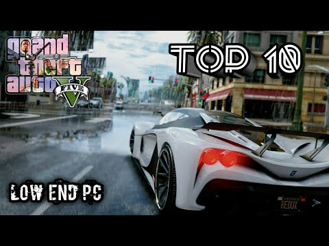 Top 10 PC Games Like GTA 5 For Low End PC