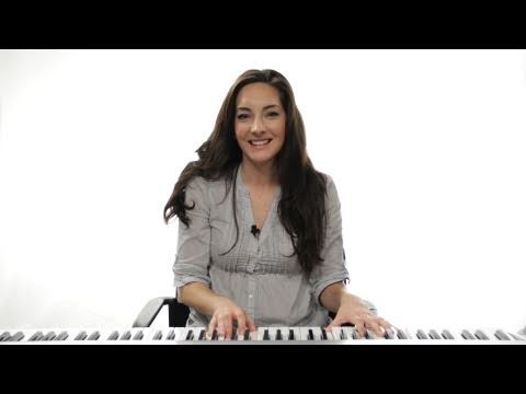 How to Play a E Flat Minor Chord on Piano