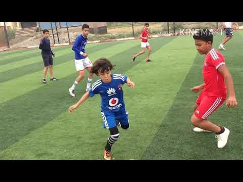 افضل موهبة كروية فى مصر Messi skills