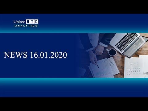 UNITED BTC BANK Отзывы и Обзоры | NEWS 16.01.2020