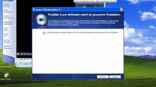 Télécharger la dernière version de Windows Media Player - Formation Windows XP Français - 4.3
