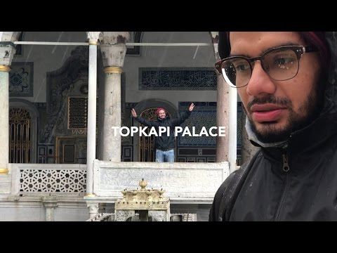 THE SULTAN OF TOPKAPI PALACE