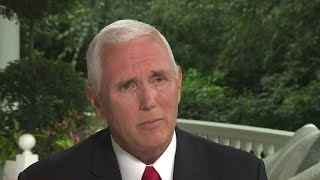 """Mike Pence: """"We have every confidence"""" Kavanaugh will win Senate confirmation"""