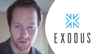 Exodus | Getting Started With Using For Storing & Transferring Crypto