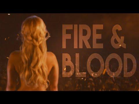 Daenerys Targaryen || Fire and Blood