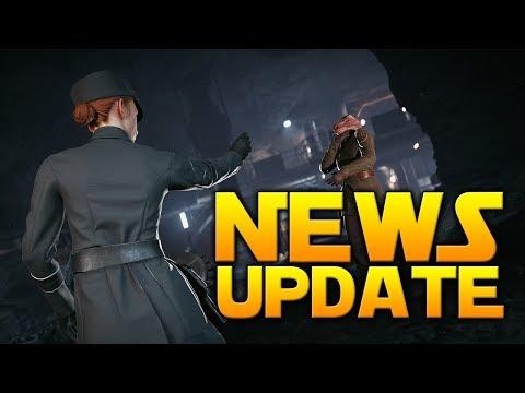 NEWS UPDATE: Servers Down, Starfighter Arcade & More - Star Wars Battlefront 2