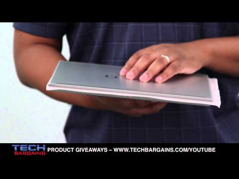 Sony Vaio T Ultrabook Unboxing (HD)